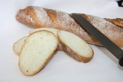 Bread Menu Baguette